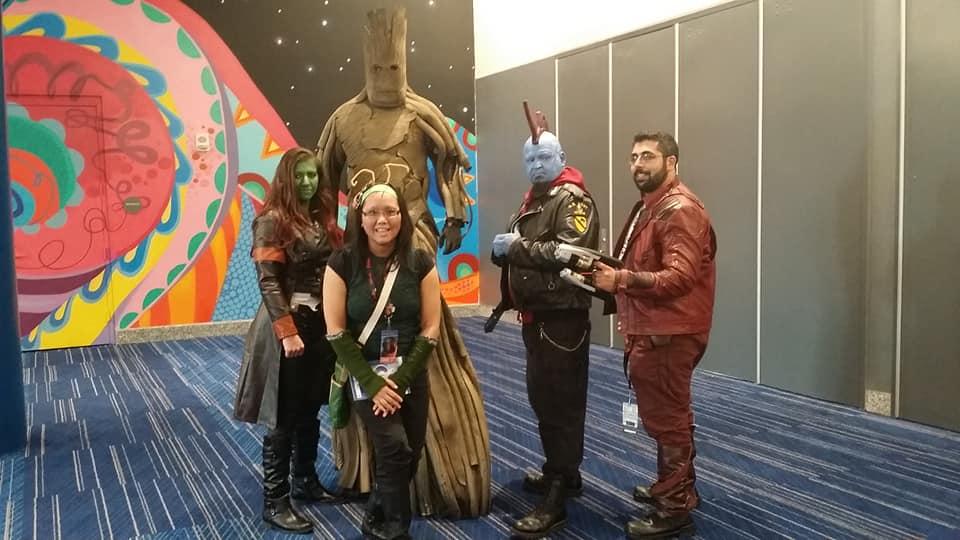comicpalooza guardians