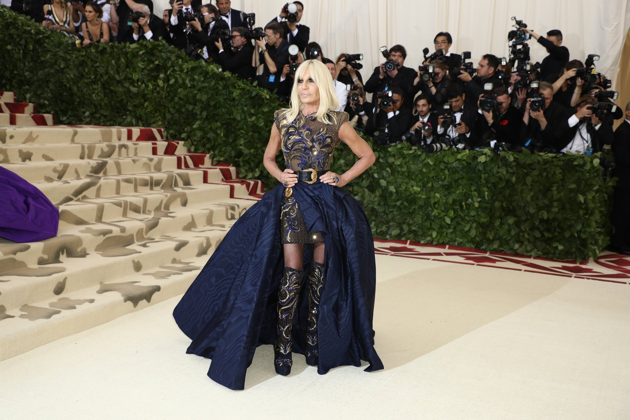 donatella versace best