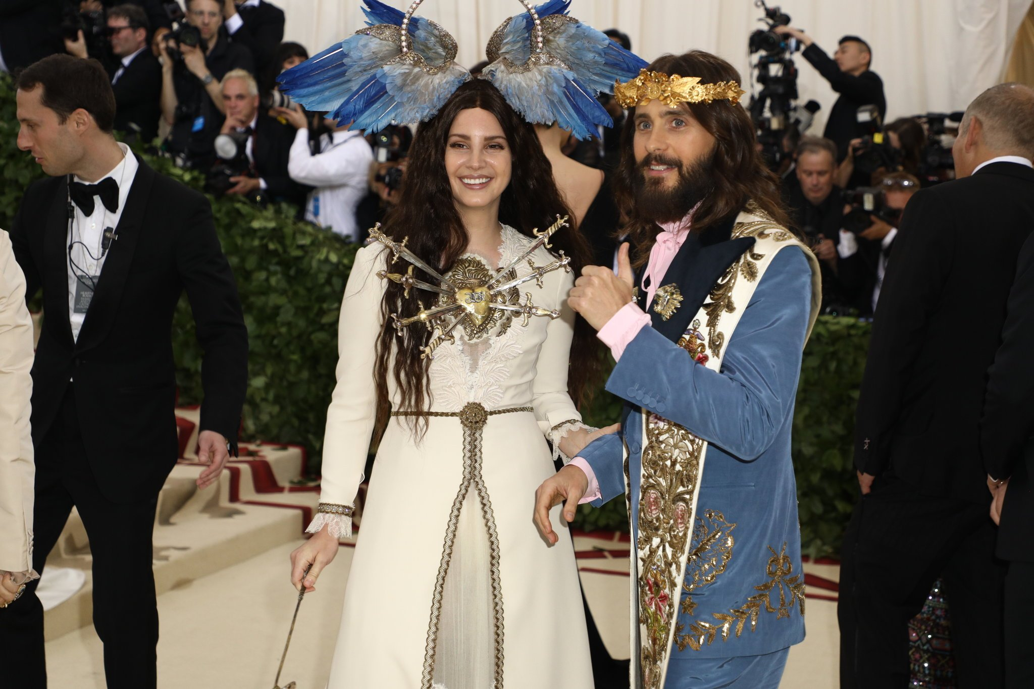 lana del and jared leto worst
